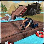 American Army Bridge Builder APK