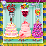 Wedding Party Cake Factory APK