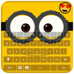 Keyboard Minion Emoji